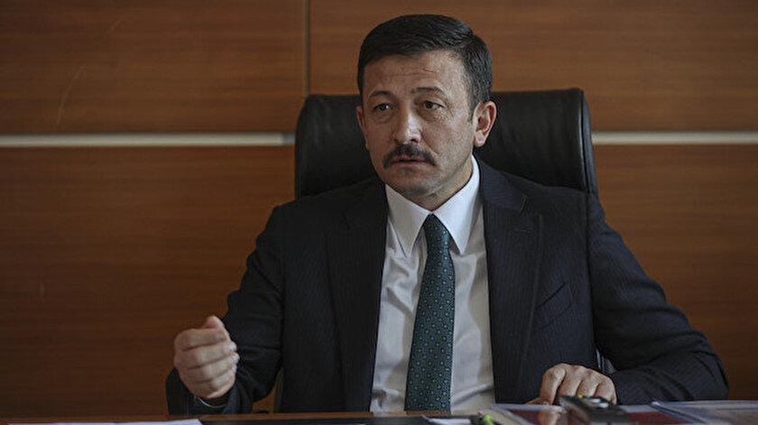 AK Partili Hamza Dağdan siyasi cinayetler olacak iddialarına tepki: Kılıçdaroğlu yalancı ve dedikoducudur