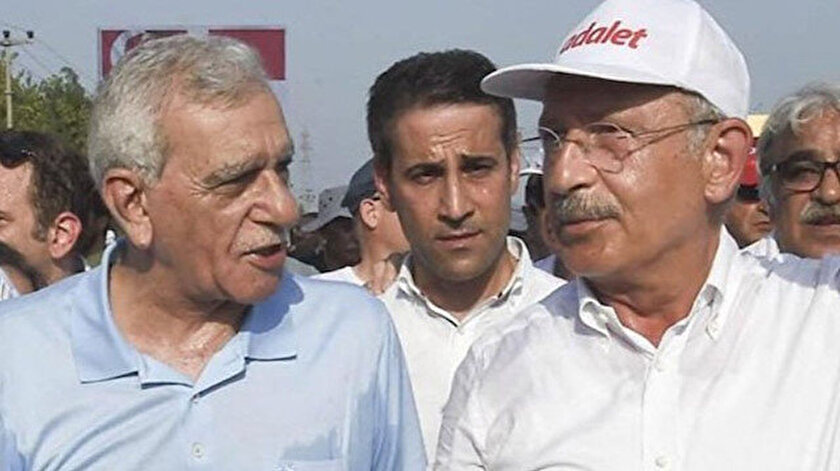 Kemal Kılıçdaroğlu'ndan HDPli Ahmet Türk'e geçmiş olsun telefonu