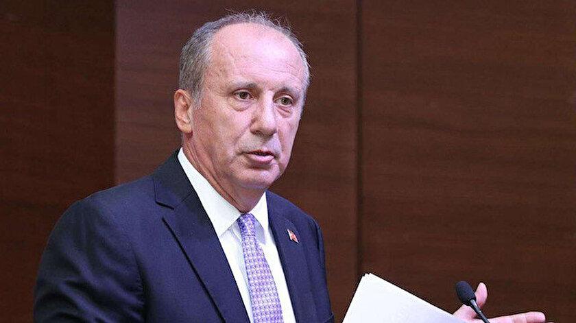 Muharrem İnceden Kılıçdaroğlunun Siyasi cinayet söylemlerine yanıt: Sorumsuz bir açıklama
