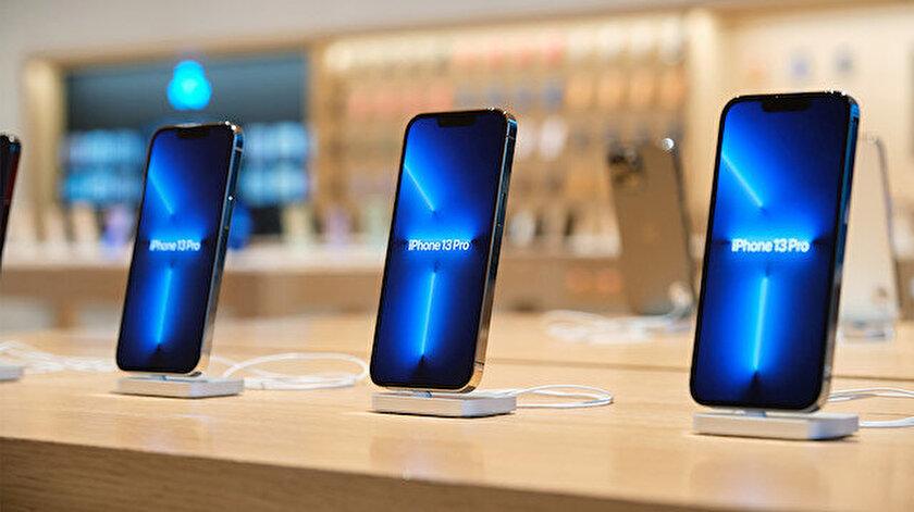 Apple çip krizi nedeniyle üretim hedeflerini düşürmeye hazırlanıyor