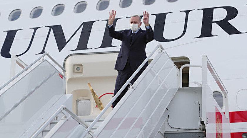 Cumhurbaşkanı Erdoğanın Afrikadaki yeni rotası Angola, Nijerya, Togo