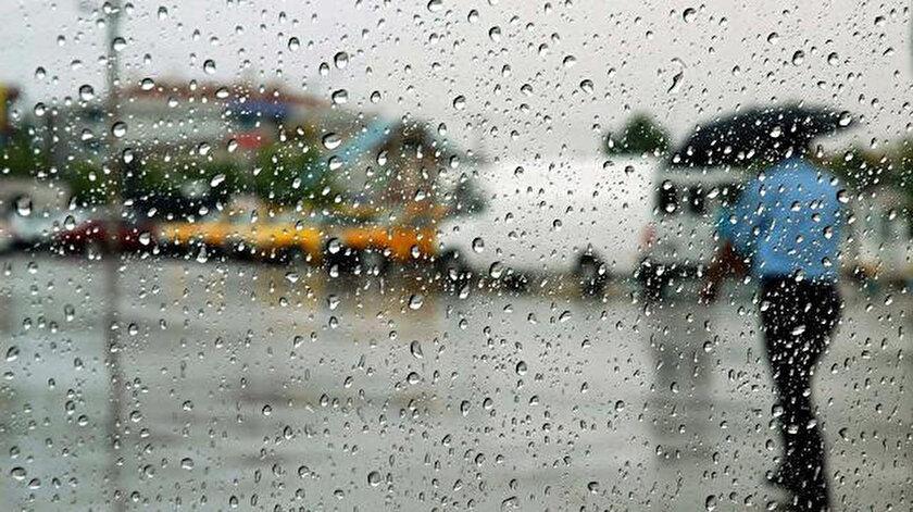 Meteoroloji gün verdi: Kuvvetli yağışlar geliyor