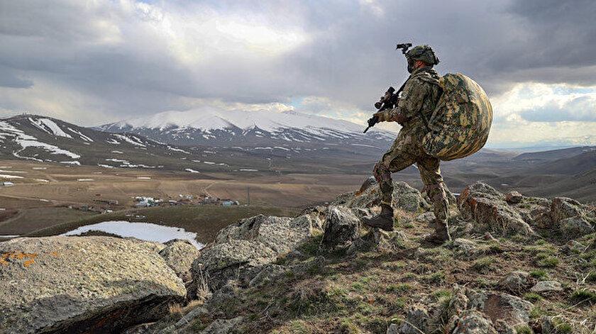 Teröre bir darbe daha: Son beş günde 16 PKKlı etkisiz hale getirildi