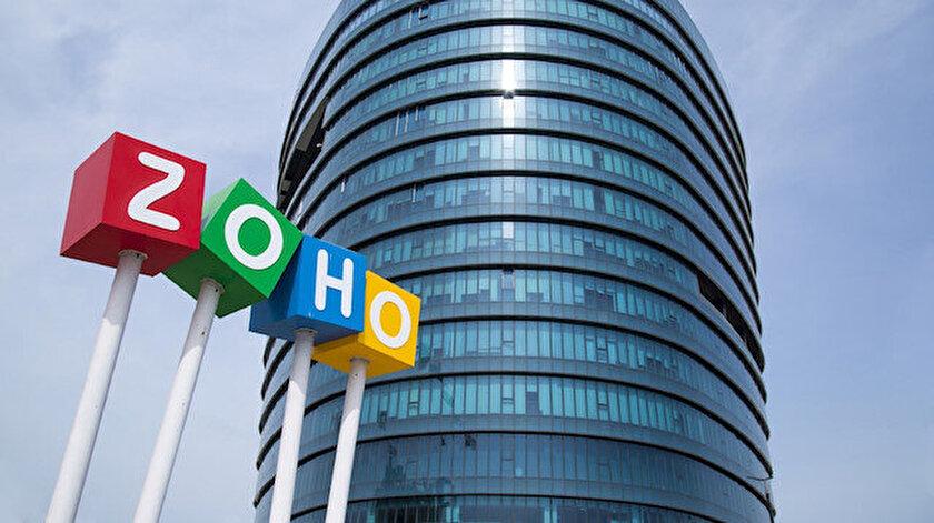 Dünyanın önde gelen teknoloji şirketi Zoho rotasını Türkiye'ye çevirdi