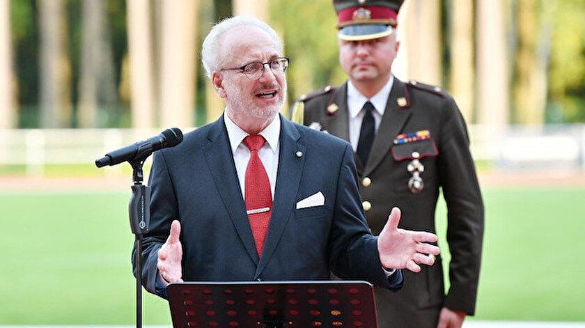 Letonya Cumhurbaşkanı Egils koronaya yakalandı: Finlandiyalı mevkidaşı karantinada