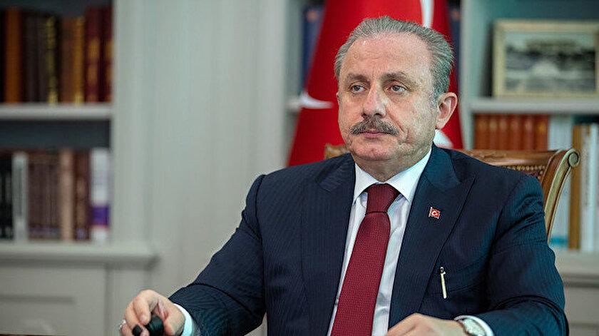 TBMM Başkanı Şentop: Vesayetçi sistem Parlamenter Sistem içerisinde kolay işliyor
