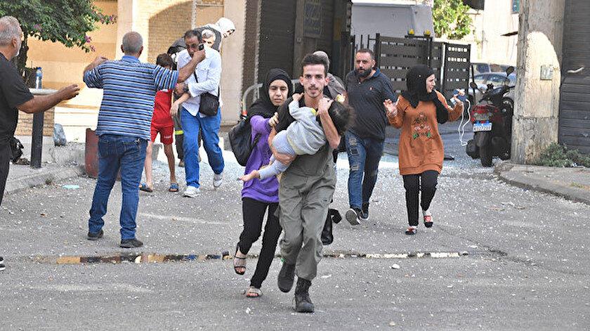 Türkiyeden Beyruttaki olaylara ilişkin itidal çağrısı