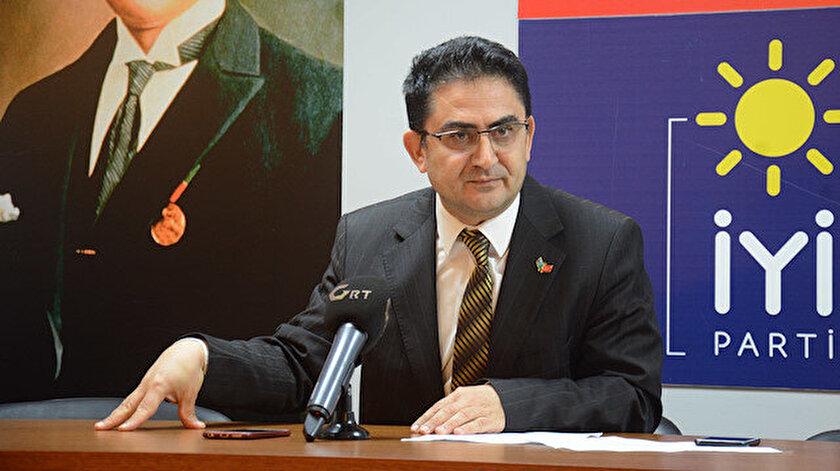 Oy verilmeyecekler listesi hazırlayan Oğuz Hocaoğlu İYİ Parti'deki görevini bıraktı