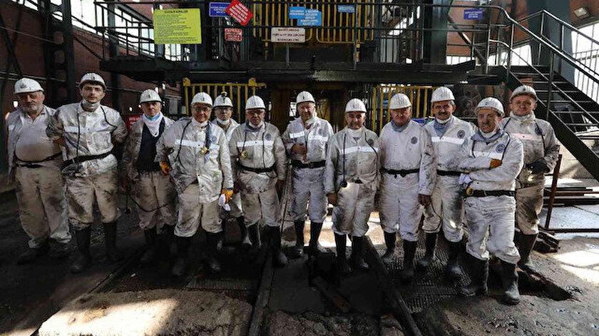 Sayıştay Başkanlığı Grup Başkanı madene indi
