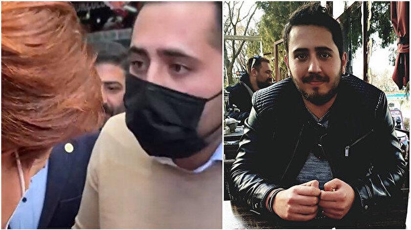 Meral Akşenerin bir tiyatrosu daha çöktü: Hükümeti eleştiren kişi İYİ Partili Orhan Senemoğlunun oğlu çıktı