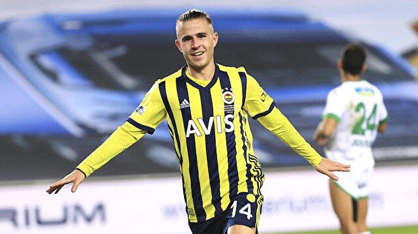 Dimitris Pelkastan Trabzonspor açıklaması: Yeniden deneyeceğim