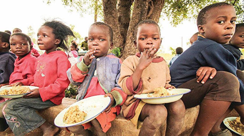 Açlığa son vermek için iş birliği şart