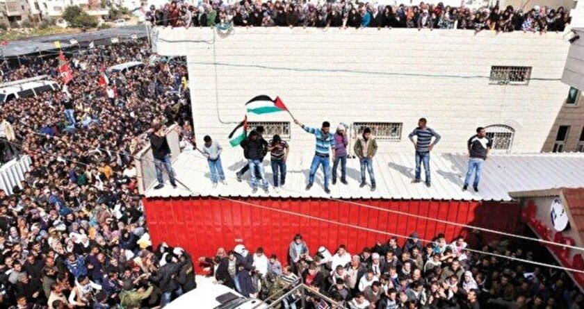 İsraili intifada korkusu sardı