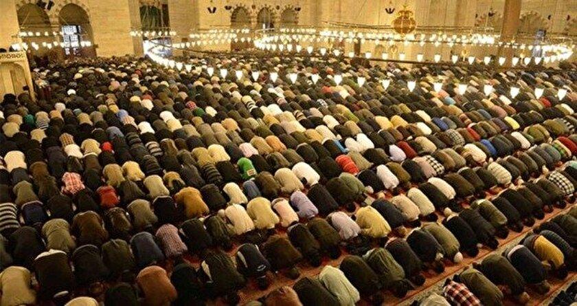 Türkiye'de cami başına kaç kişi düşüyor?