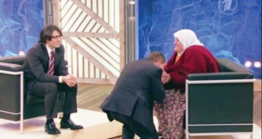 Gülsüm anne Rusyayı ağlattı