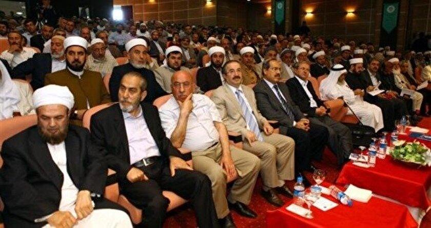 Ehl-i sünnet alimleri Diyarbakırda toplandı