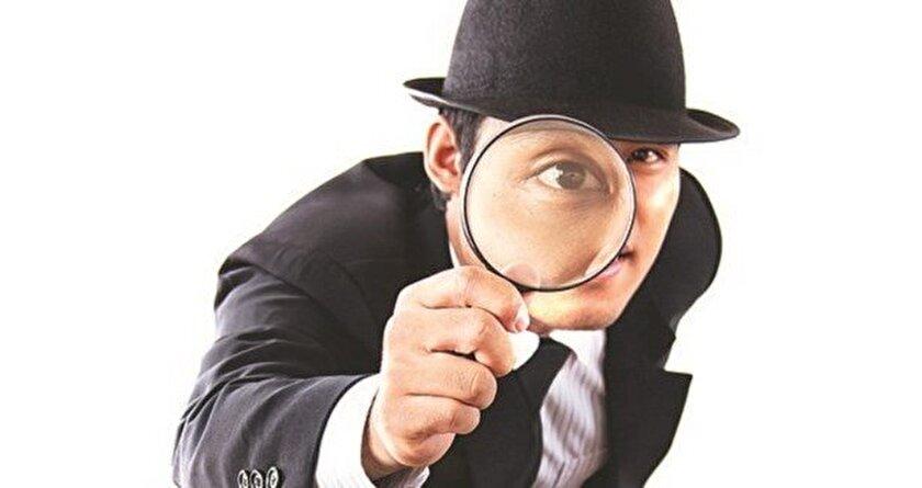 Sahte dedektif  karakola düşürür