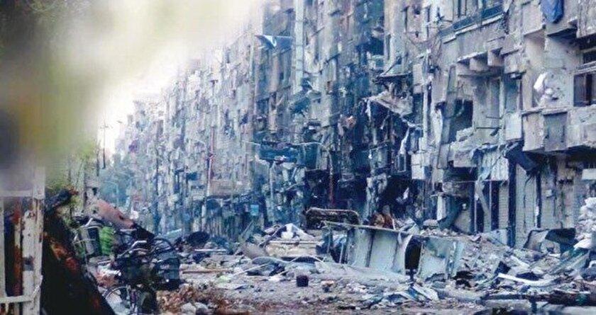 Suriyede korkunç bilanço: 240ı çocuk 1179 ölü