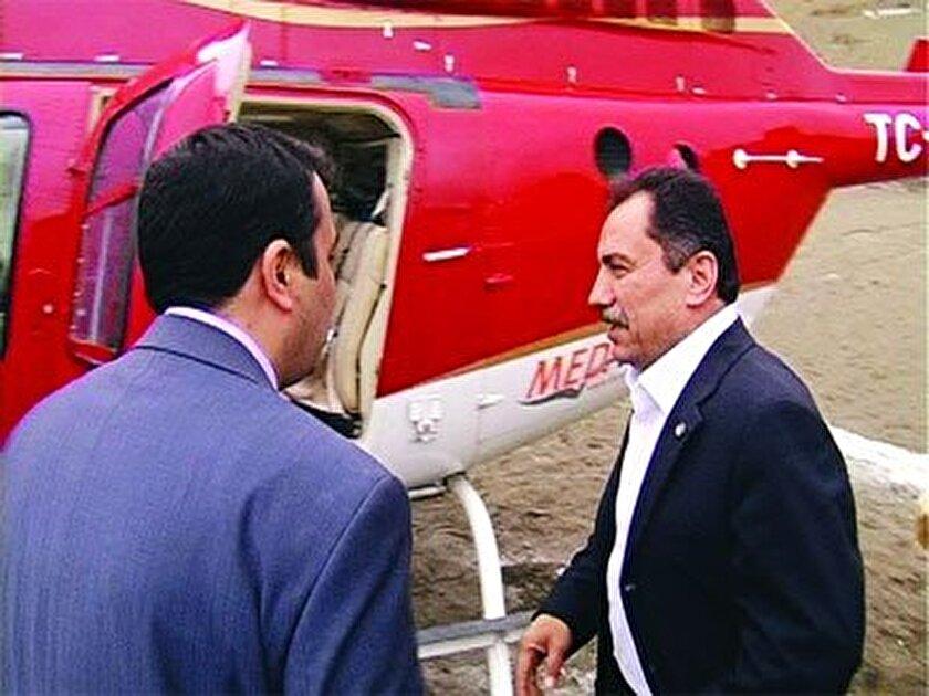 Muhsin Başkan helikoptere binmesin' - Yeni Şafak
