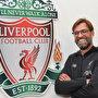 Liverpool Jürgen Klopp'un sözleşmesini 2024 yılına kadar uzattı
