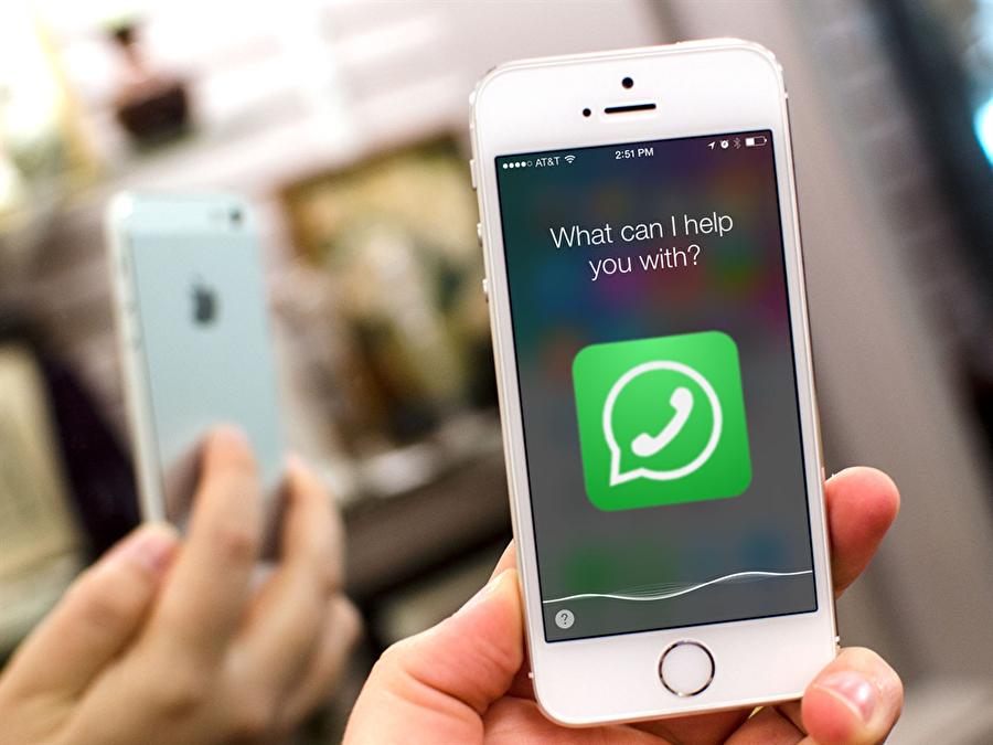 iPhone'lara özel WhatsApp'ın 2.17.20 sürümü Siri'nin çok daha geniş kapsamlı kullanılmasına imkan tanıyor.