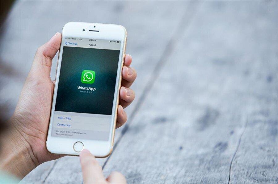 Son istatistiklere göre WhatsApp'tan her gün gönderilen ortalama mesaj sayısı 60 milyar.