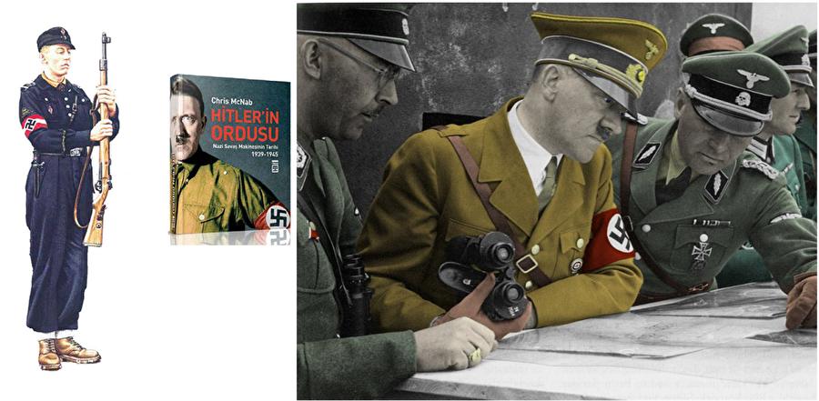 Hitler'in Kara Kuvvetleri'nin 1939-40'daki zafer günlerinden 1945'te başlarına gelen nihai felakete kadarki gelişmeleri odak noktasına yerleştiren kitap II. Dünya Savaşı'ndaki Alman ordusu hakkında mükemmel bir başvuru kaynağı.