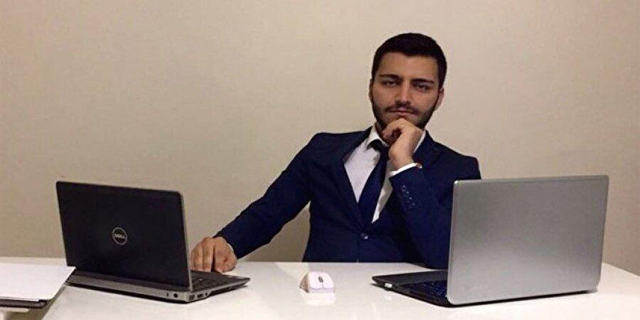 Siber İstihbarat ve Güvenlik Uzmanı Ali Keskin.