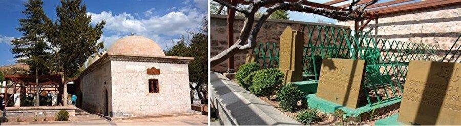 Somuncu Baba 1412 yılında Aksaray'da ebedi aleme göçtü. Kabri çilehanesinin yanındadır.