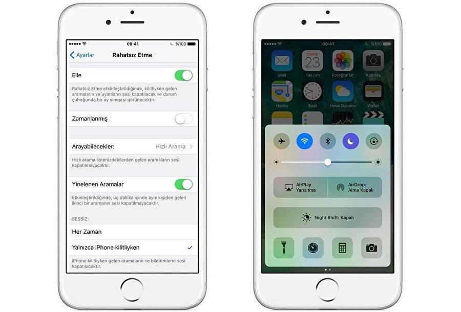 iPhone, iPod ve iPod touch'larda iOS 6 ile birlikte 2012 yılından itibaren yer alan bu özellik kullanışlı yapısıyla dikkat çekiyor.
