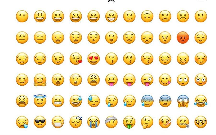 Emoji, dünyanın yeni dillerinden biri olarak değerlendiriliyor.
