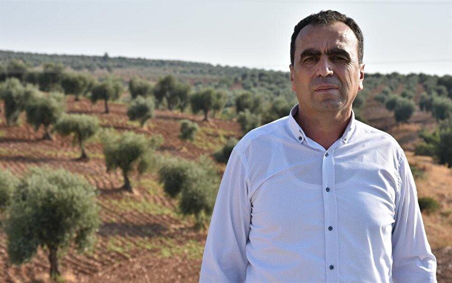 Kilis Organik Zeytin Üreticileri Birliği Başkanı Hüseyin Polat