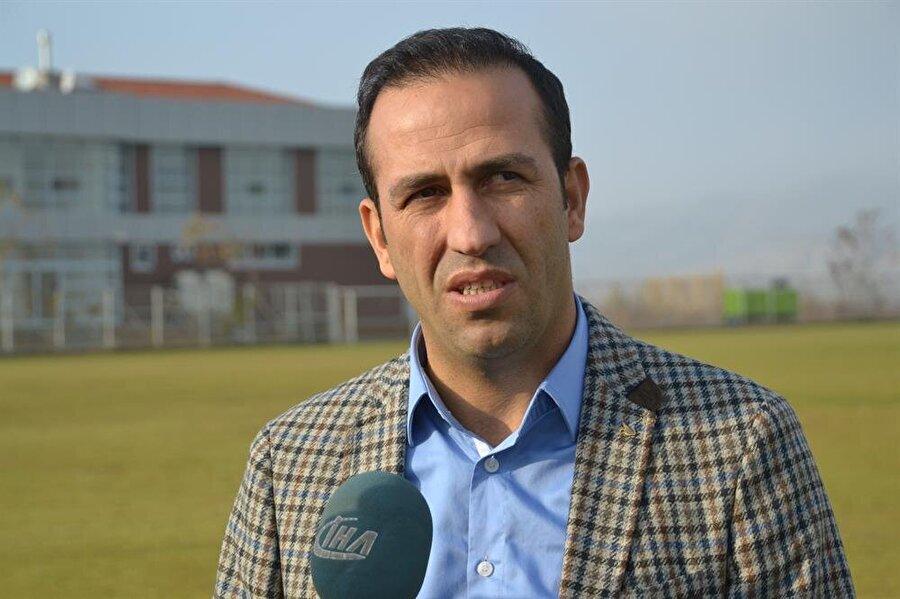 Yeni Malatyaspor Kulübü başkanı Adil Gevrek