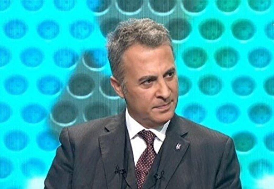Fikret Orman, Leipzig maçı sonrası düzenlenen bir basın toplantısında derbi hakkında önemli açıklamalarda bulunmuştu.