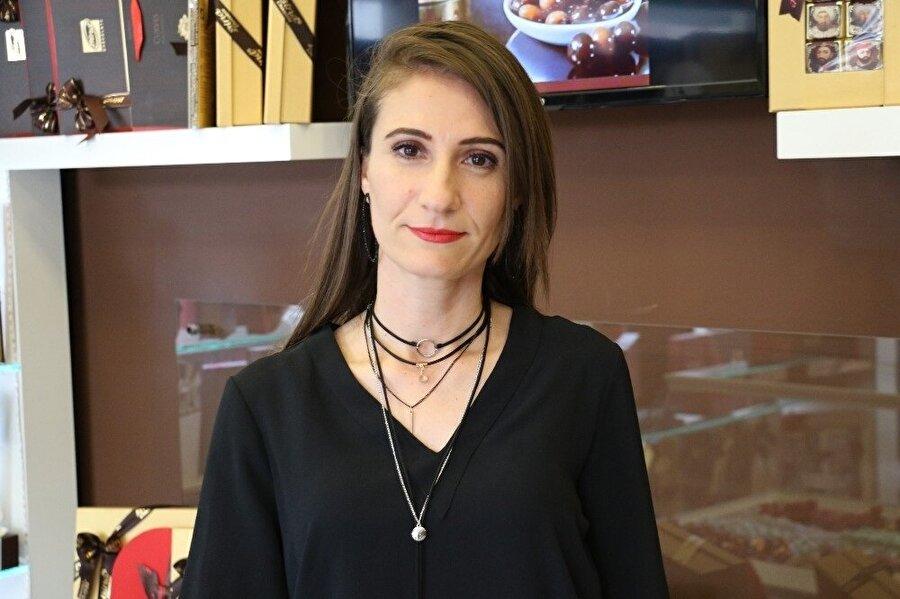 Selda Sunay, ünlü bir çikolata firmasının da Türkiye'deki 7'nci bayiliğini aldı.