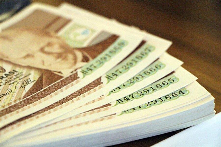 Serisi bozulmamış banknotlar
