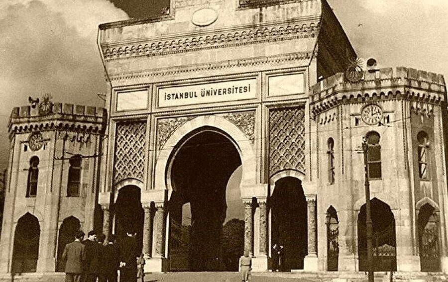 İstanbul Üniversitesi Beyazıt Kampüsü, 1940