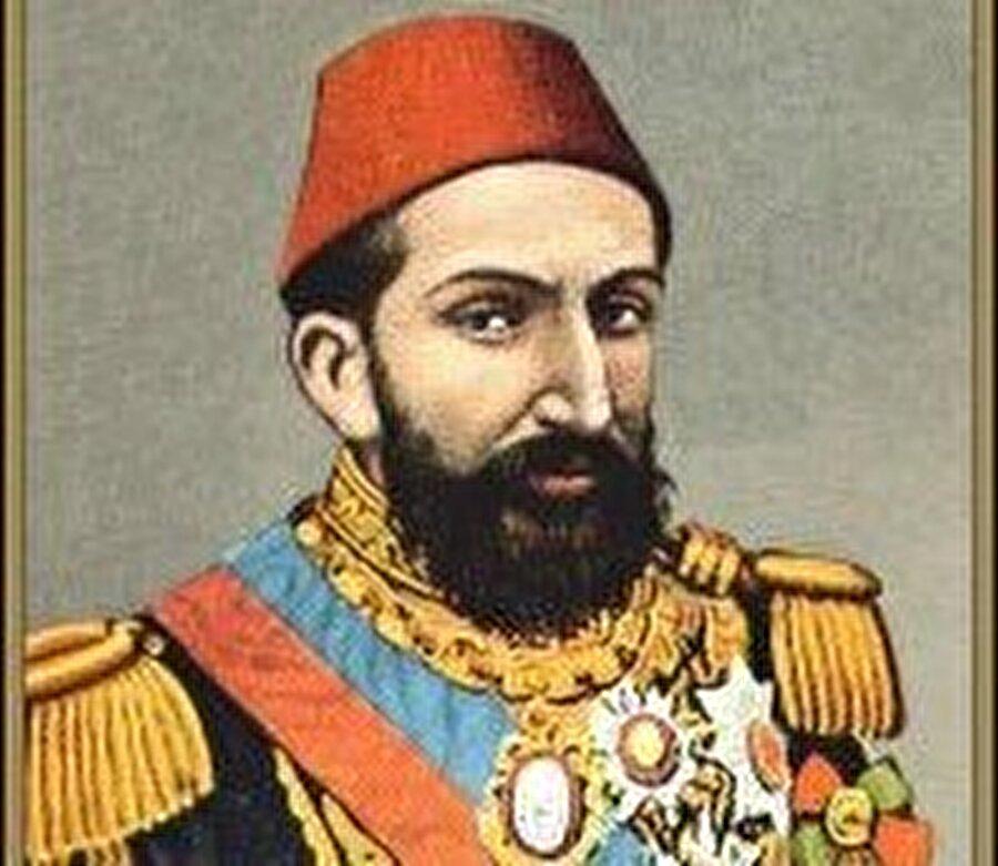 Abdülhamid'in farklı bir portresi