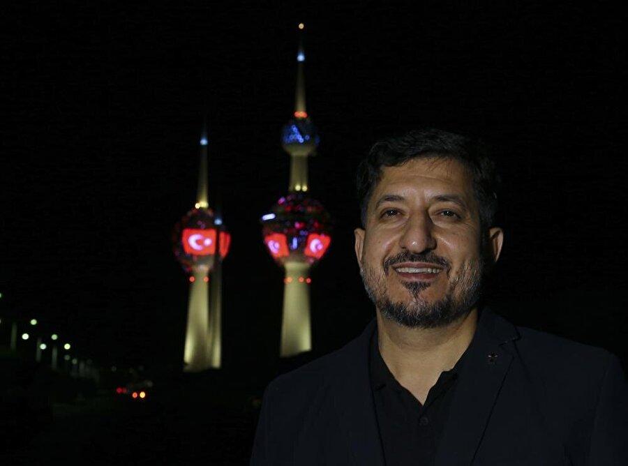Kuveyt Türk Toplumu Başkanı ve MÜSİAD Temsilcisi Nesim Ömeroğlu