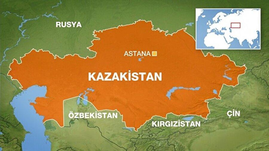 Kazakistan'da Latin alfabesi güncellendi: Kesme işaretleri alfabeden çıkartıldı