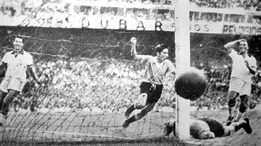 Ghiggia'nın Brezilya'yı yıkan golü
