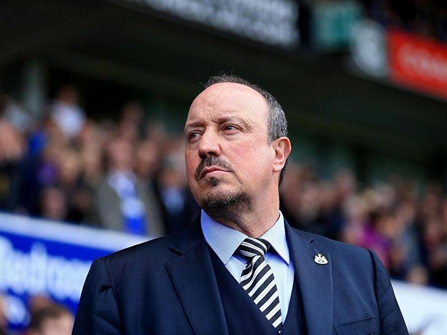 Benitezli Newcastle United bu sezon 5 maçta gol atamadı.