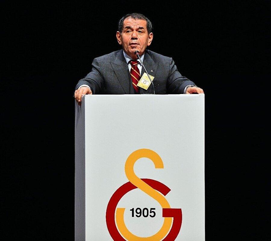 Dursun Özbek önemli açıklamalarda bulundu.