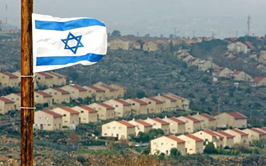 İşgalci İsrail yönetimi Yahudilerin yerleştirildiği yeni birimler kuruyor.