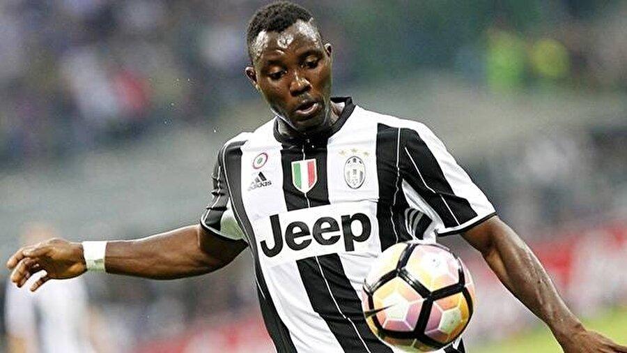 Tudor'un listesindeki diğer isimse Juventuslu Asamoah...