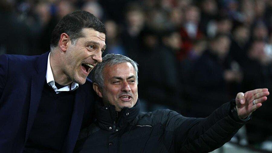Bilic, Mourinho gibi telefonunu kapatmadığını belirtti.