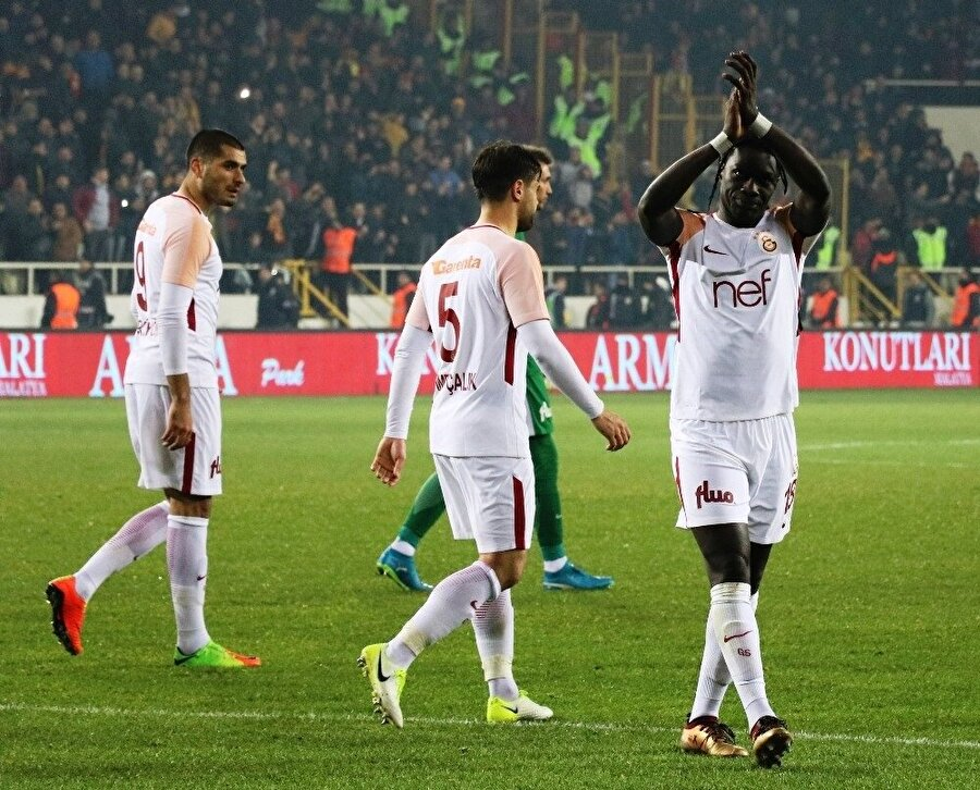 Galatasaray'da acı tablo. (Fotoğraf: İHA)