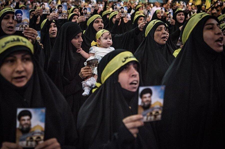 Nasrallah göreve geldiğinde 30 yaşındaydı.