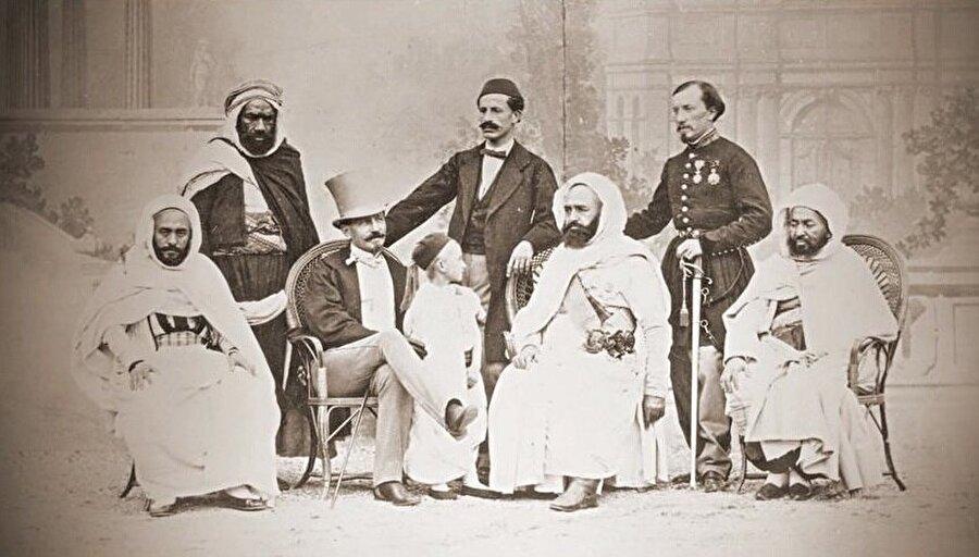 Emir Abdulkadir Cezayiri, 1883 yılında Şam'da hayatını kaybetti.