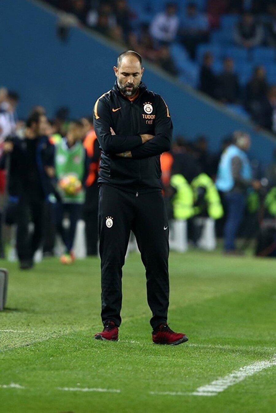 Igor Tudor'un sözlerinin ardından futbolcular adeta buz tuttu.